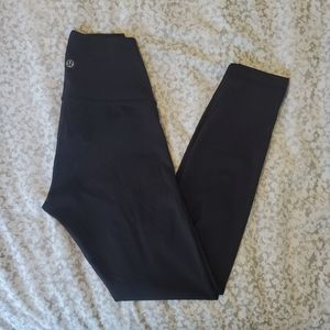 Lululemon Wunder Under High-Rise Tights Luxtreme